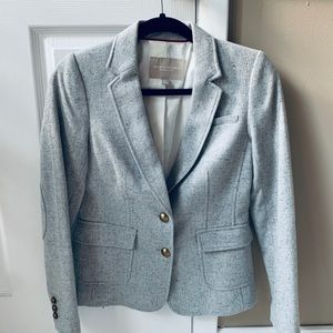 Like new grey JCREW blazer